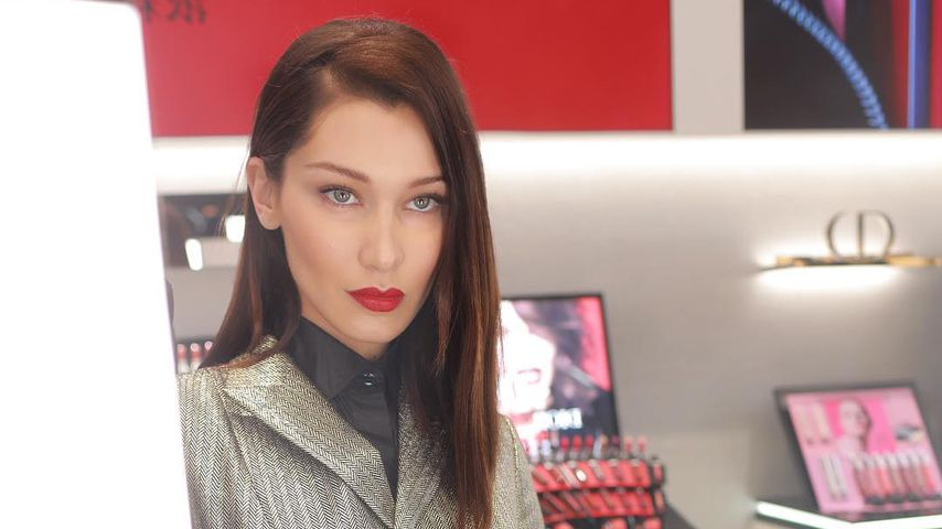 Fake B**ch? Topmodel Bella Hadid wehrt sich im Netz!