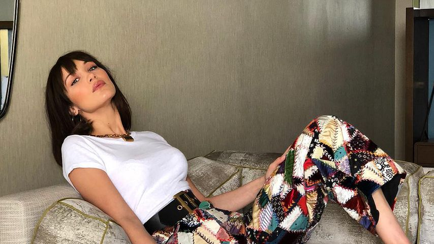 Bella Hadid, Topmodel