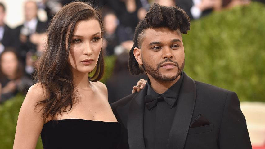 Nach Knutsch-Pics: Bella Hadid klärt The Weeknd-Reunion auf!