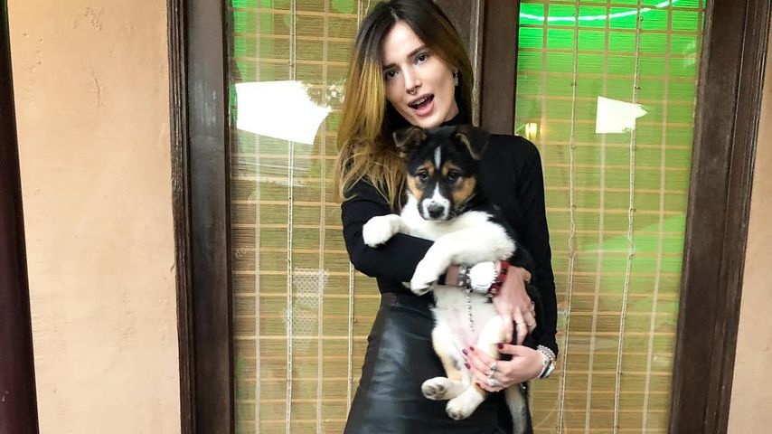 Bella Thorne im Januar 2019