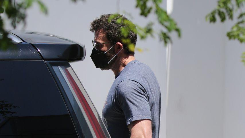 Ben Affleck im Mai 2021 in Miami