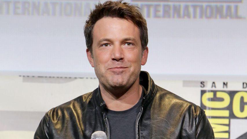 """Ben Affleck auf der """"Comic-Con"""" in San Diego"""