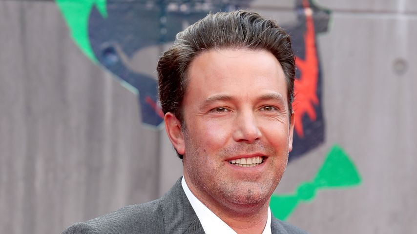"Ben Affleck auf der ""Suicide Squad""-Premiere in London"