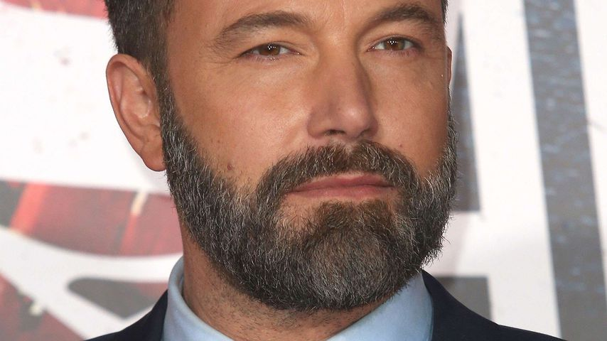 "Ben Affleck bei der Premiere von ""Justice League"" in Los Angeles"
