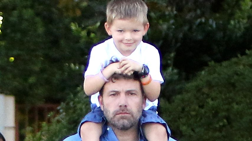 Ben Affleck: Sohn Samuel (4) hält ihn für den echten Batman
