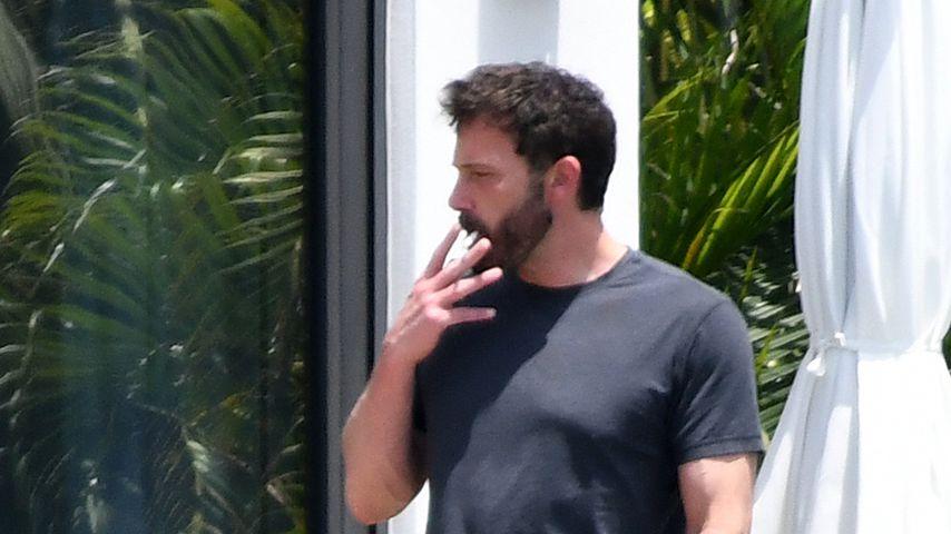 Schon 2002 getragen: Trägt Ben hier geschenkte Uhr von J.Lo?