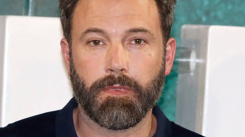 "Ben Affleck beim ""Justice League'""-Photocall in London"