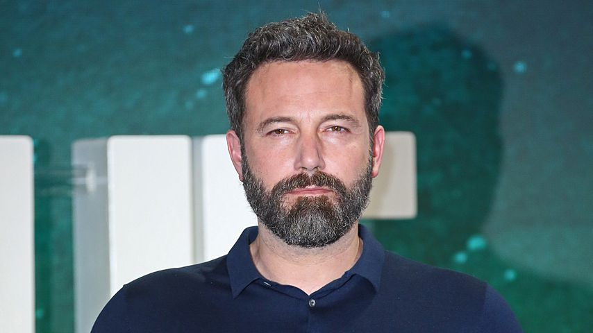 "Ben Affleck beim ""Justice League""-Photocall in London"