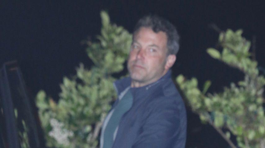 Ben Affleck vor einem Restaurant in Malibu