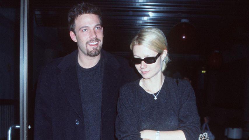 Ben Affleck und Gwyneth Paltrow, 1998