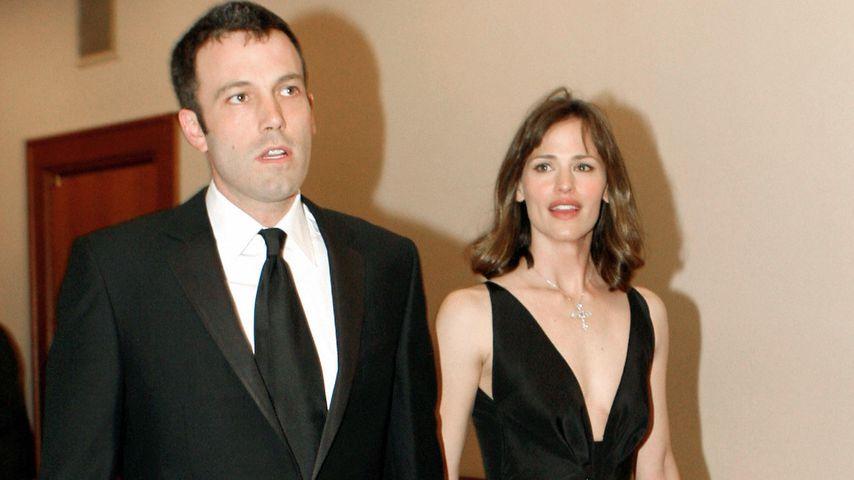 Ben Affleck und Jennifer Garner, 2008