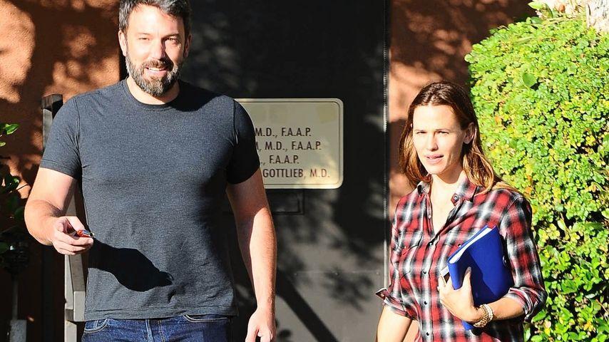 Trotz Trennung: Ben Affleck & Jennifer gut gelaunt unterwegs