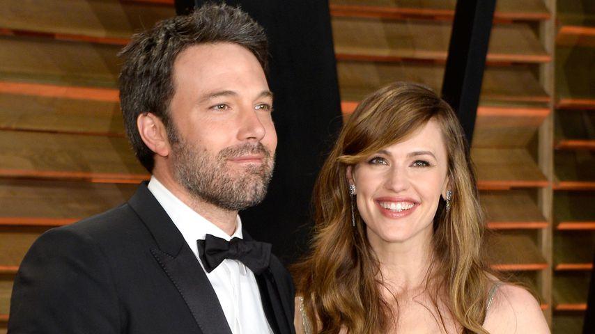 Ben Affleck und Jennifer Garner im März 2014