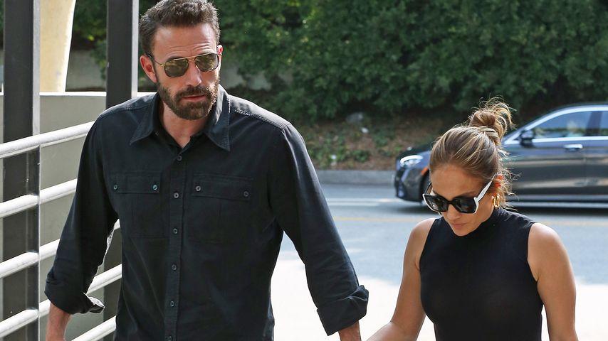 Ben Affleck und Jennifer Lopez, 2021