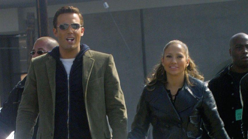 """""""Nächste Schritte"""": Bei J.Lo und Ben Affleck wird's ernster"""