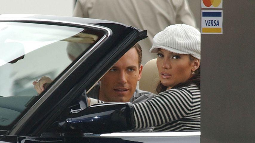 Ben Affleck, Schauspieler und Musikerin Jennifer Lopez