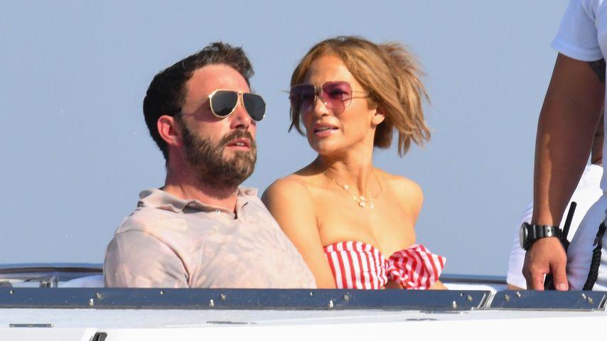 Nächstes Urlaubsdate: J.Lo und Ben können nicht ohneeinander