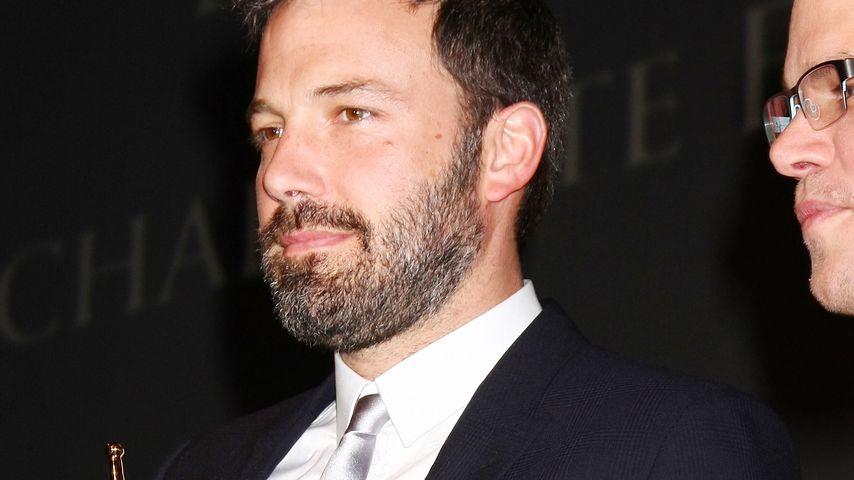 Ben Affleck schockt Matt Damon mit Muskel-Bergen