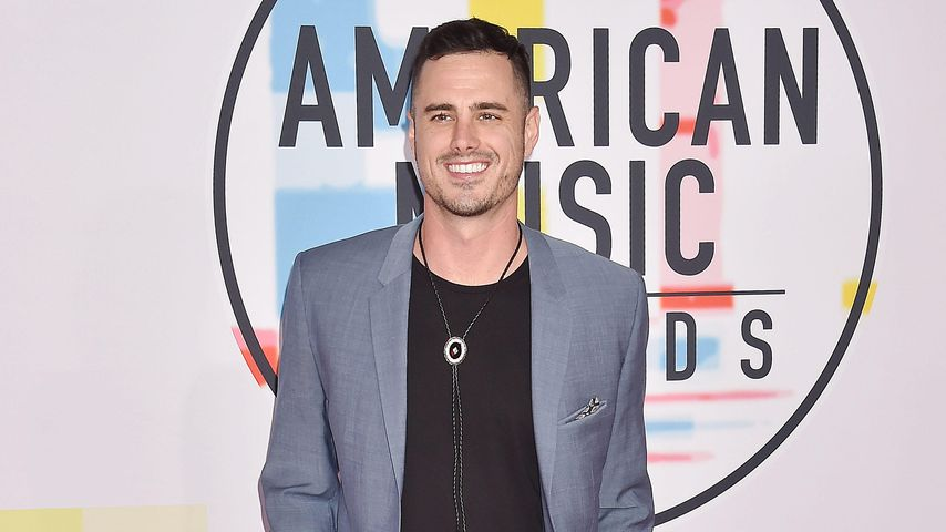 Ben Higgins bei den American Music Awards 2018