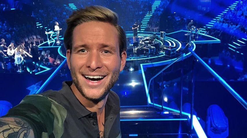 "Ben Istenes, ""X Factor""-Moderator"