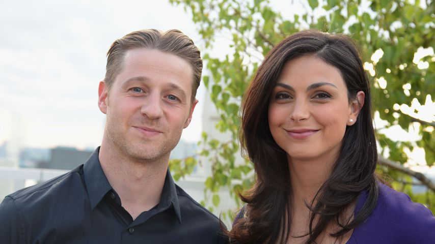 Ben McKenzie und Morena Baccarin im Juli 2016 in New York City