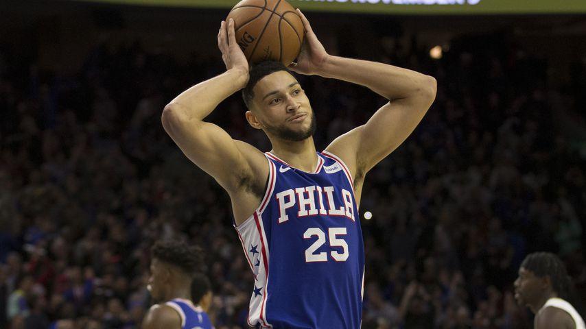 Ben Simmons, NBA-Profi