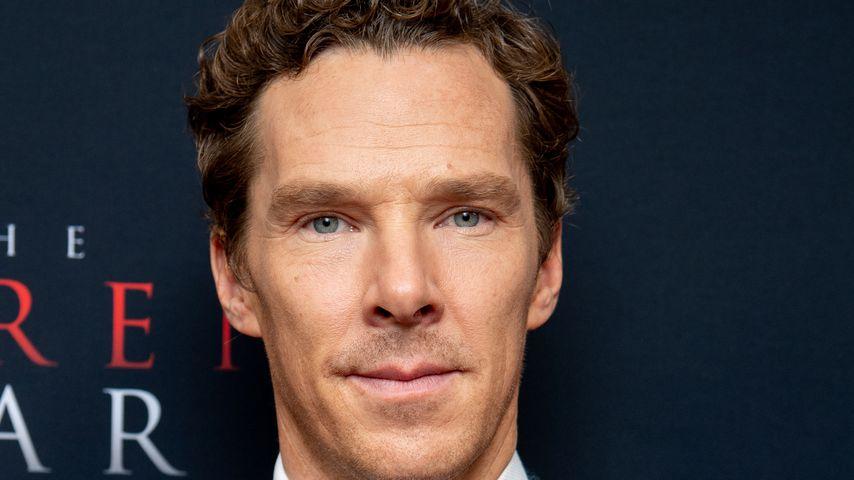Benedict Cumberbatch im Oktober 2019