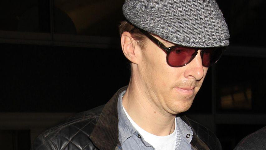 Benedict Cumberbatch tröstet britisch-süffisant
