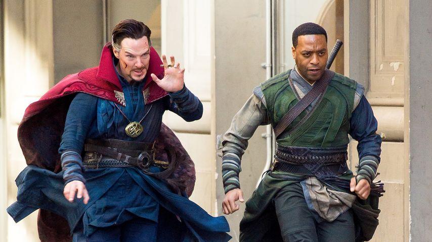 Benedict Cumberbatch und Chiwetel Ejiofor