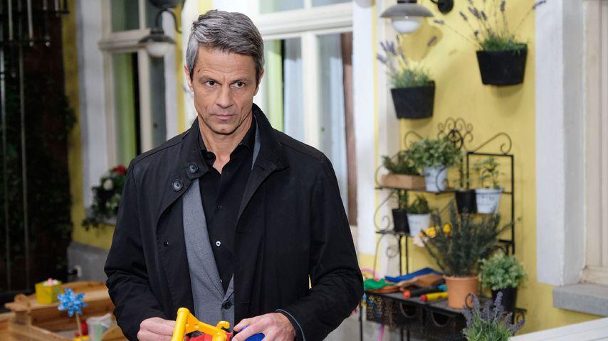 """Benedikt (Jens Hajek) bei """"Unter uns"""""""