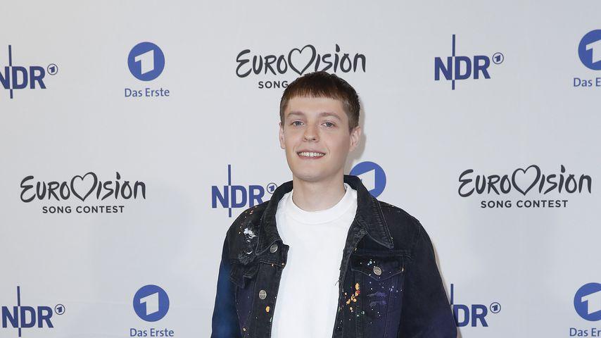 Benjamin Dolic im Februar 2020 in Hamburg
