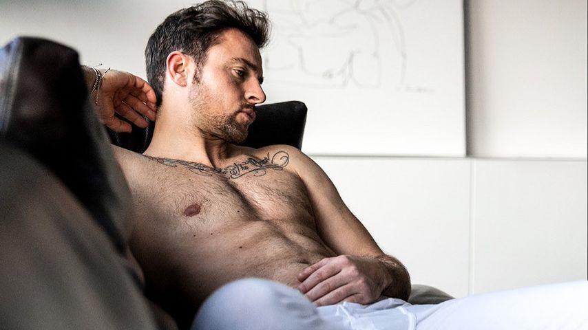Männermodel Benjamin Melzer