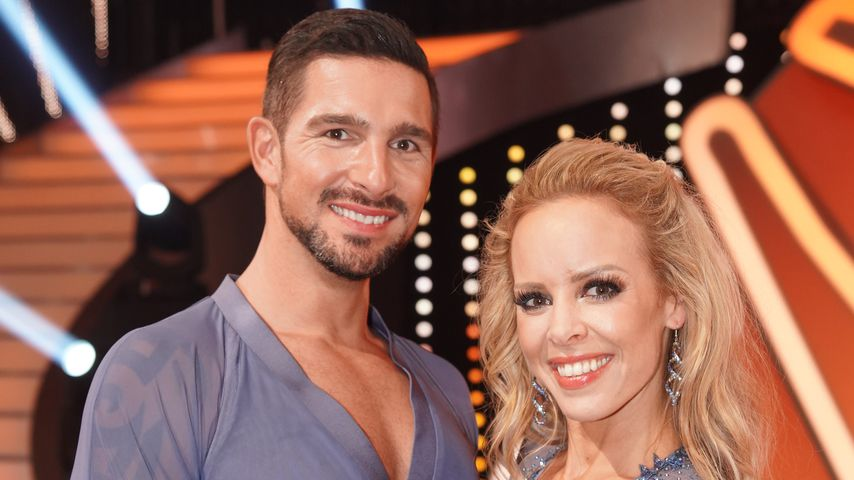 "Benjamin Piwko und Isabel Edvardsson 2019 bei ""Let's Dance"""