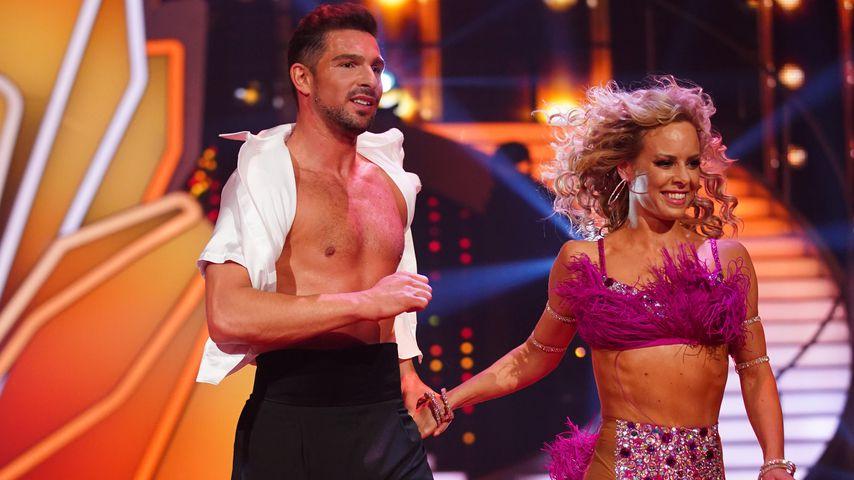 "Benjamin Piwko und Isabel Edvardsson bei ""Let's Dance"" 2019"