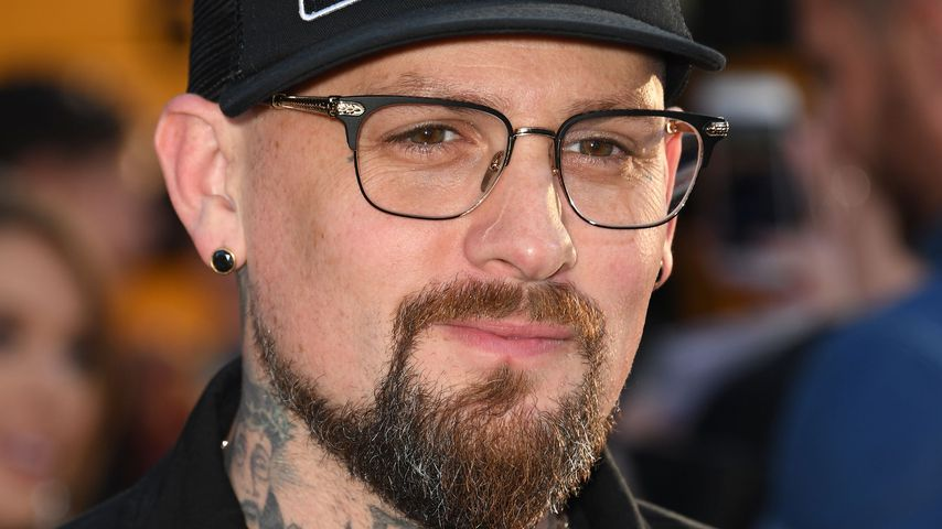 Benji Madden auf einer Filmpremiere in Hollywood