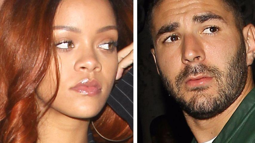 Rihanna & Karim Benzema: So ernst ist ihre Romanze wirklich