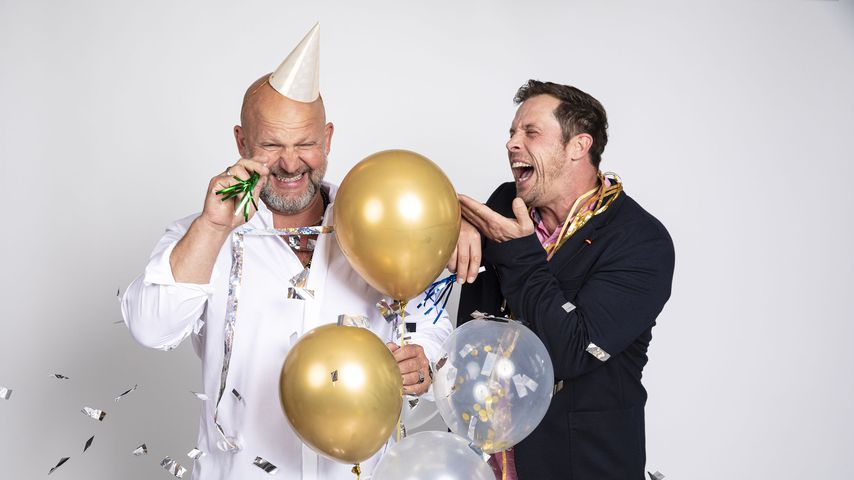 Mega-Dreh zum Jubiläum: So feierten die Stars zehn Jahre BTN