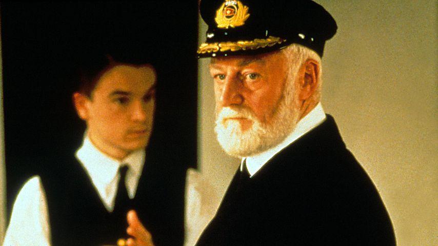 """Bernard Hill in """"Titanic"""""""