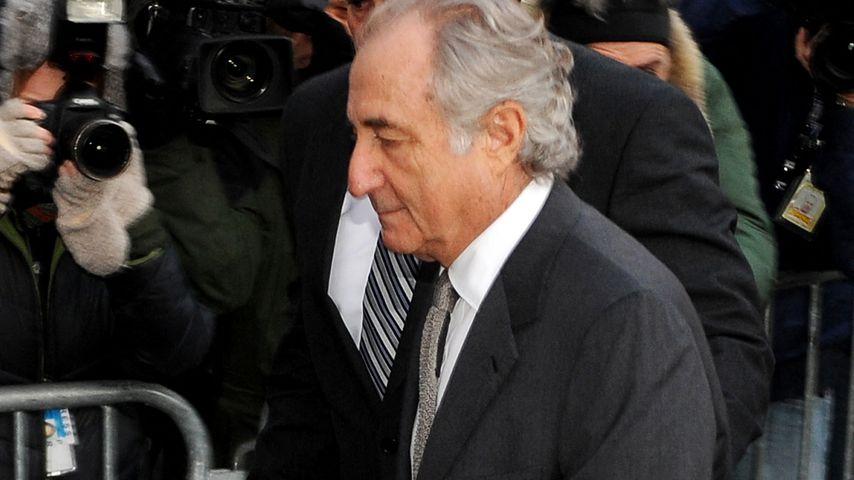 Bernie Madoff im März 2009