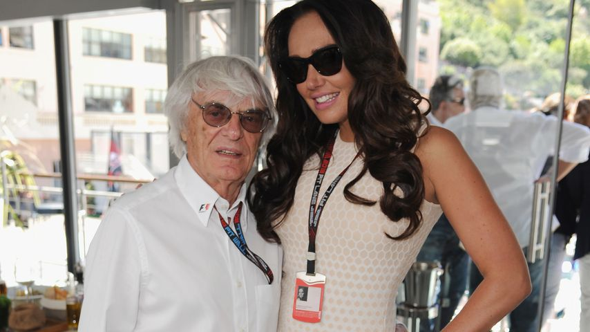 Bernie und Tamara Ecclestone im Mai 2013
