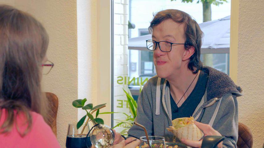 """""""Besonders verliebt""""-Kandidat Tobias beim Date mit Jessica"""