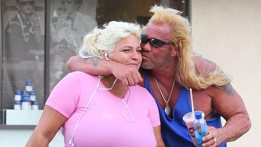 Beth Chapman und ihr Mann Duane