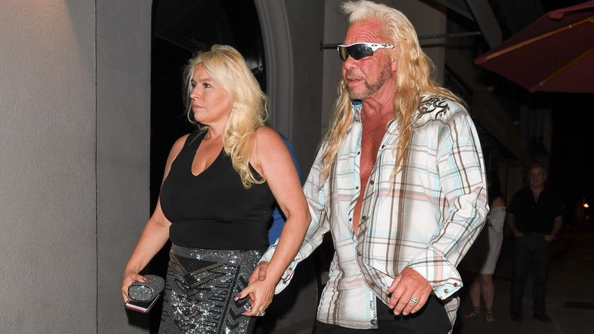 Beth und Duane Chapman in Los Angeles, September 2017
