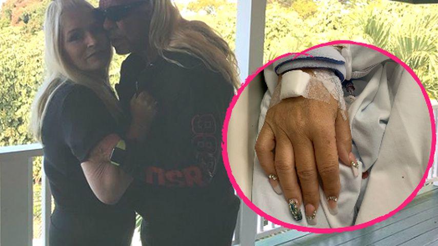 Künstliches Koma: Duane Chapman teilt Klinikfoto seiner Beth