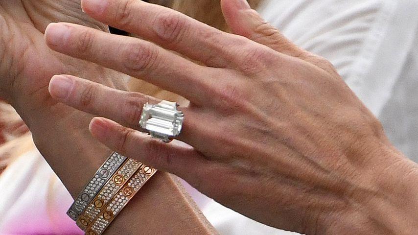 Bethenny Frankels Verlobungsring