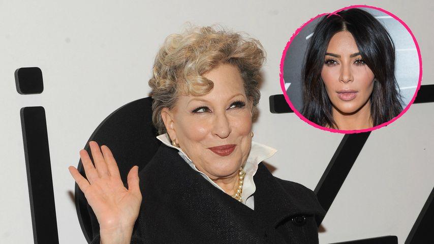 """Bette Midler trauert: Ihr Huhn """"Kim Kardashian"""" ist tot!"""