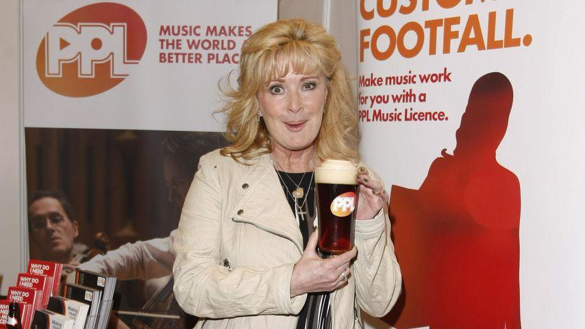 Beverley Callard im März 2012 in Manchester