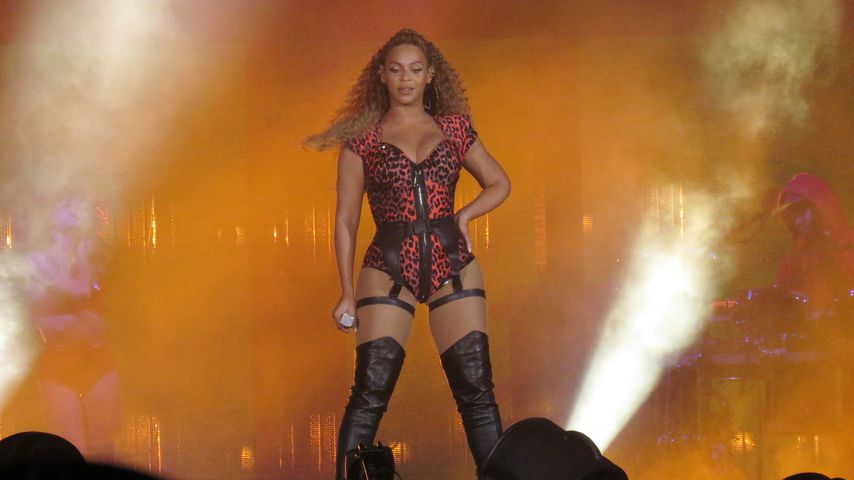 "Beyoncé bei ihrer ""On the Run II""-Tour"
