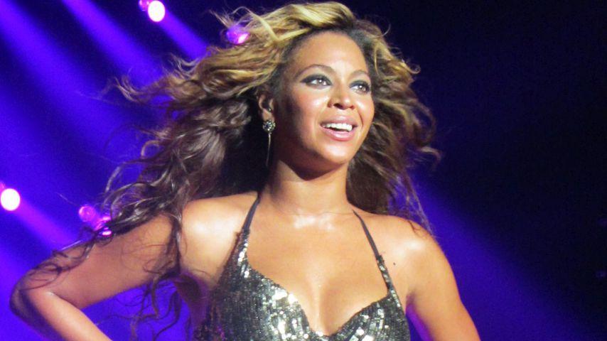 Hier zeigt Beyoncé endlich ihre beiden Twins Rumi & Sir