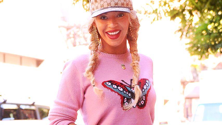 Darum enthüllte Beyoncé ihre Schwangerschaft gerade jetzt!